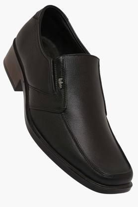 Lee Cooper Formal Shirts (Men's) - Mens Leather Slip On Loafers