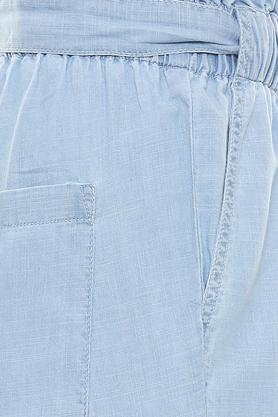 KRAUS - Mid BlueTrousers & Pants - 4