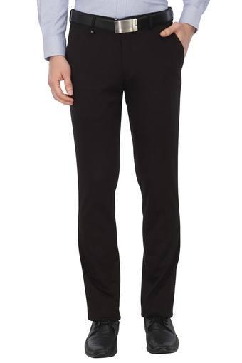 C111 -  BlackFormal Trousers - Main