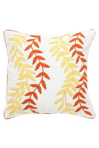 IVY -  Brown Mix Cushion Cover - Main