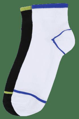 VETTORIO FRATINIMens Solid Socks Pack Of 2