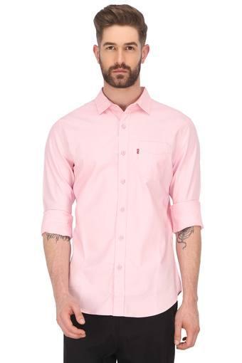 LEVIS -  PinkShirts - Main
