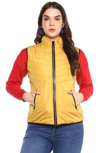 IRIS -  MustardWinterwear - Main