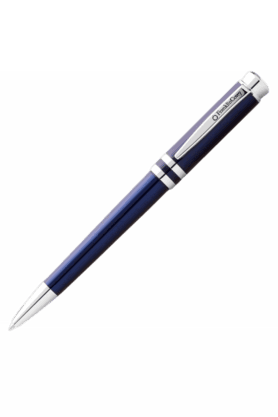 FRANKLIN COVEY Ball Pen Freemont Fc0032-4 Royal Blue