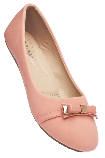 Upto 50% Off On All Styles By Shopperstop | Womens Slipon Ballerina Shoe @ Rs.998