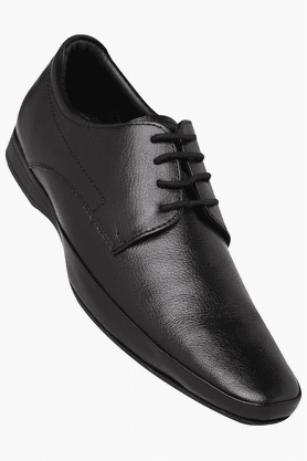 IWALK Mens Leather Lace Up Formal Shoe