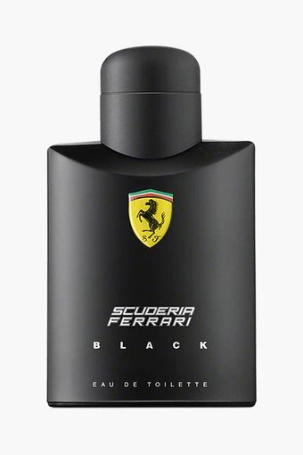 Black Eau De Toilette- 125ml
