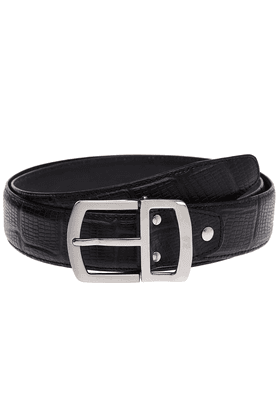 RS BY ROCKY STAR Mens Rabon Smart Casual Leather Belt