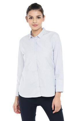 da197f691903ba Buy Allen Solly Women Shirts Online | Shoppers Stop