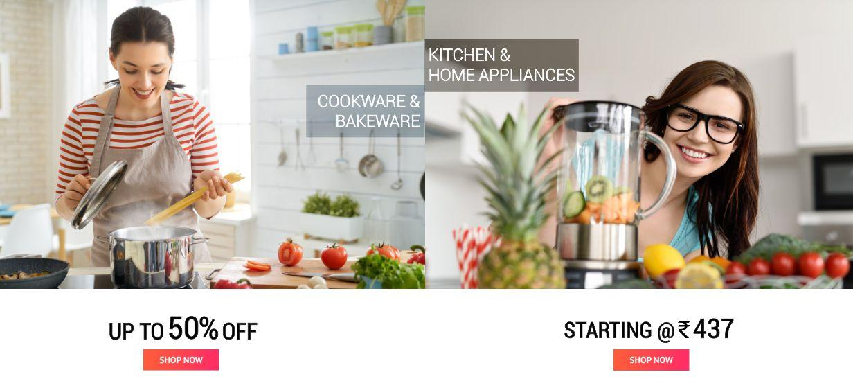 Cookwear And Kitchen