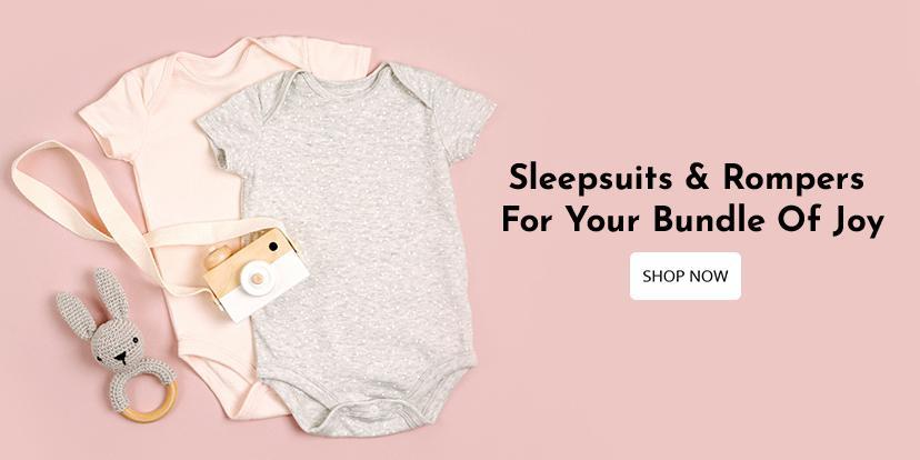 Sleepsuits-&-Rompers