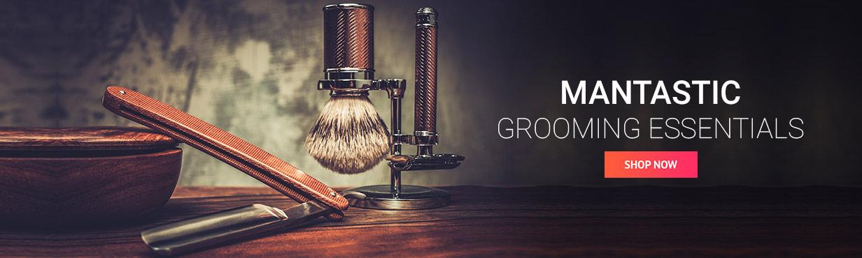 MENS GROOMING OFFER