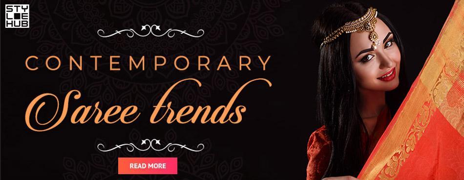 Sarees - Buy Designer Sarees with Discounts upto 50% Online