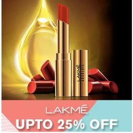 LAKEME OFFER