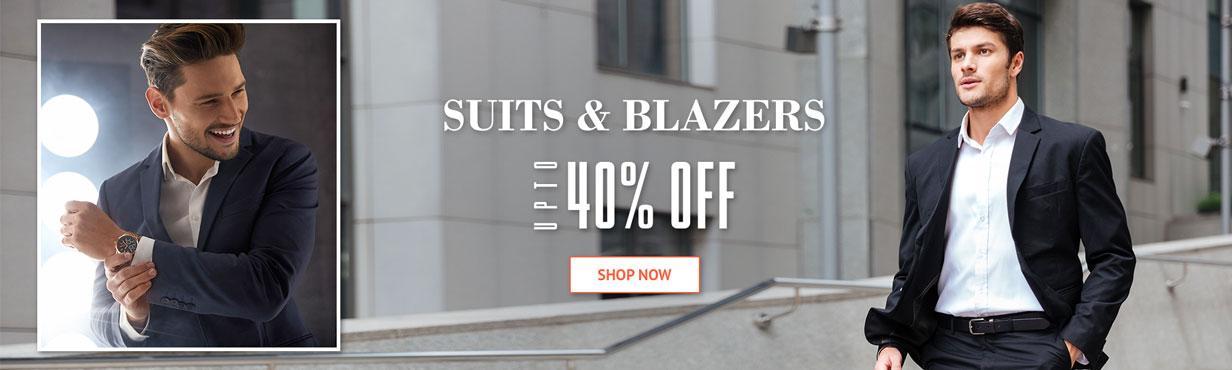 suit & jacket offer