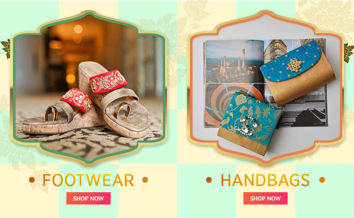 Footwear & Handbags Offer