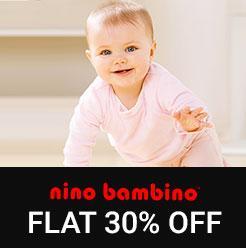 NINO-BAMBINO FLAT 30% OFF