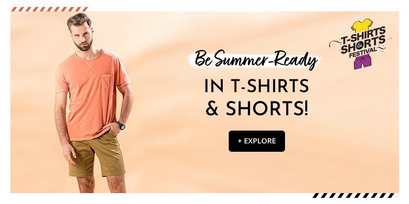 T-SHirt-and-Shorts