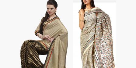 ae17f15e451c8c Buying Guide Sarees | Shoppers Stop