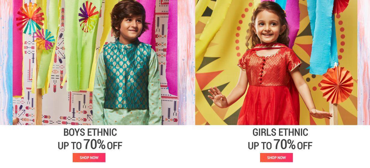 Kids Ethnicwear