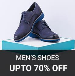 MEN SHOES OFFER