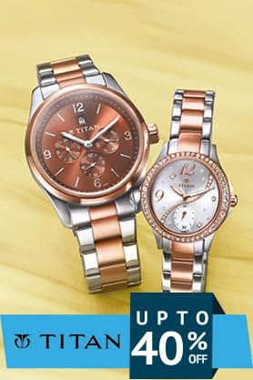Watches offer