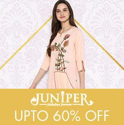 JUNIPER UPTO 60% OFF