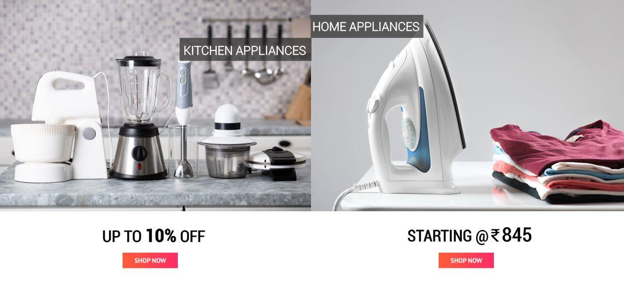 Kitchen Appliances & Home Appliances
