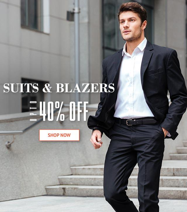 suit & jacket offer