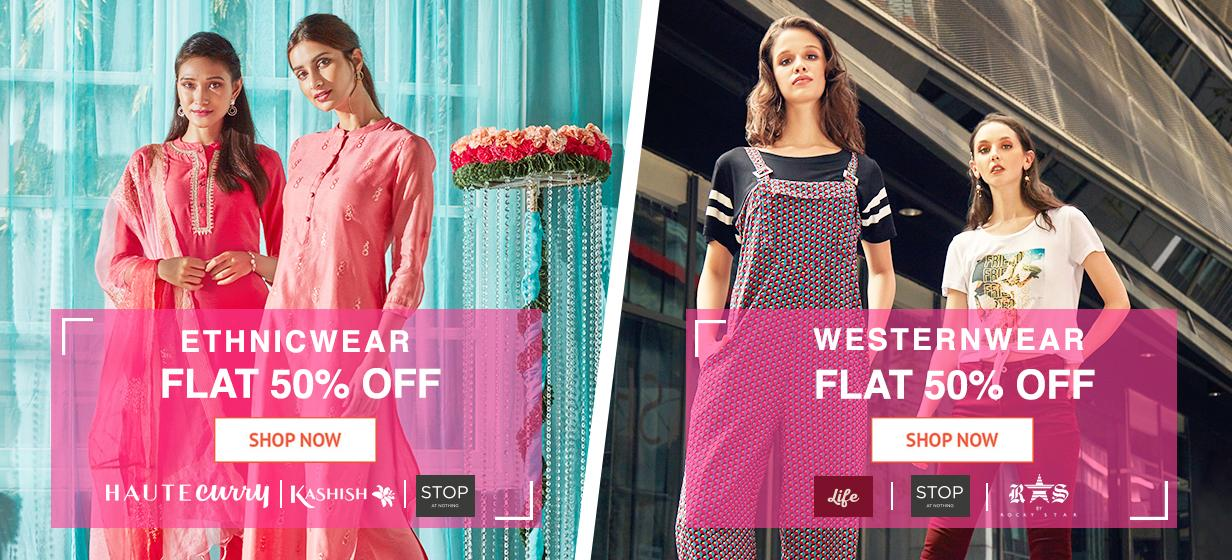 Westernwear & Ethnicwear Offer