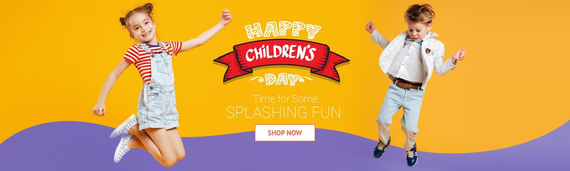 HAPPY CHILDERNS DAY