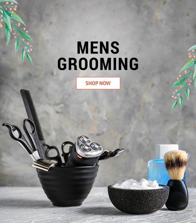 Mens Grooming Offer