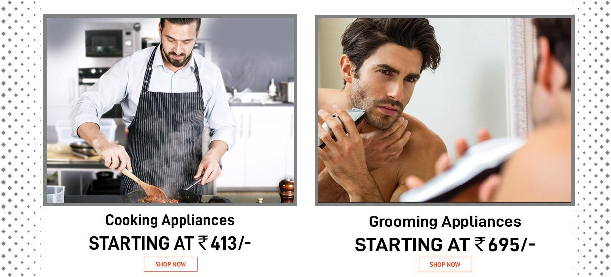 Grooming-appliances-&-Masterchef-appliances