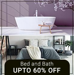 Bed and Bath Offer