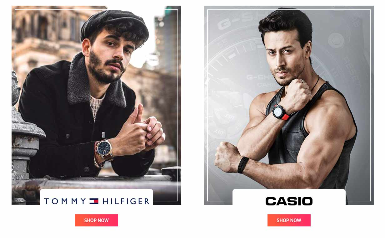 tommy holfiger and casio offer