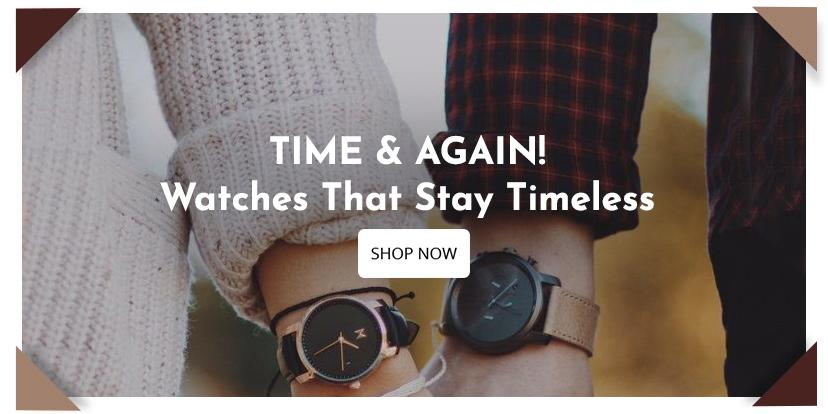 Couple-Static-Watches
