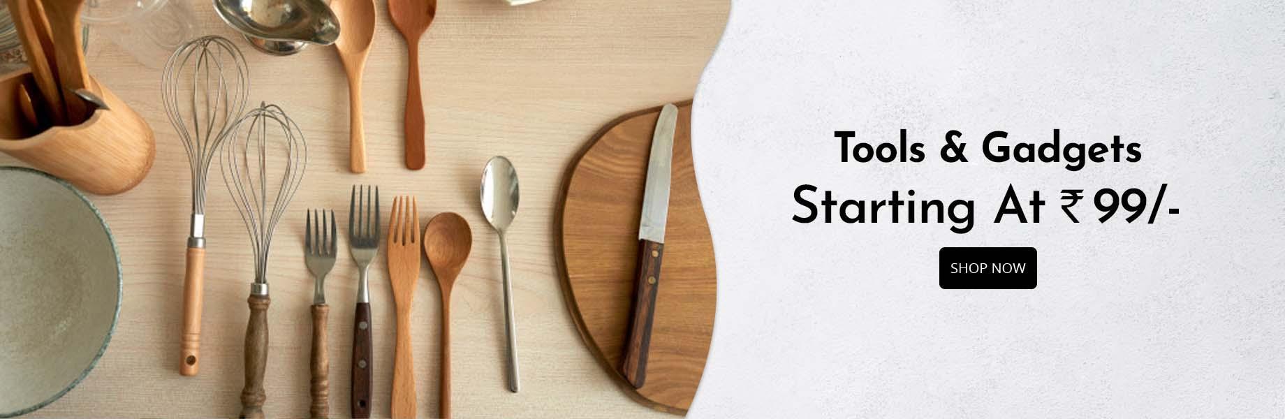Static Tools & Gadgets