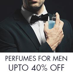 Perfumes For Men Upto 40% Off