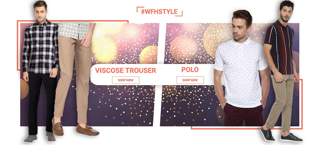 Polo & Viscose trouser Offer
