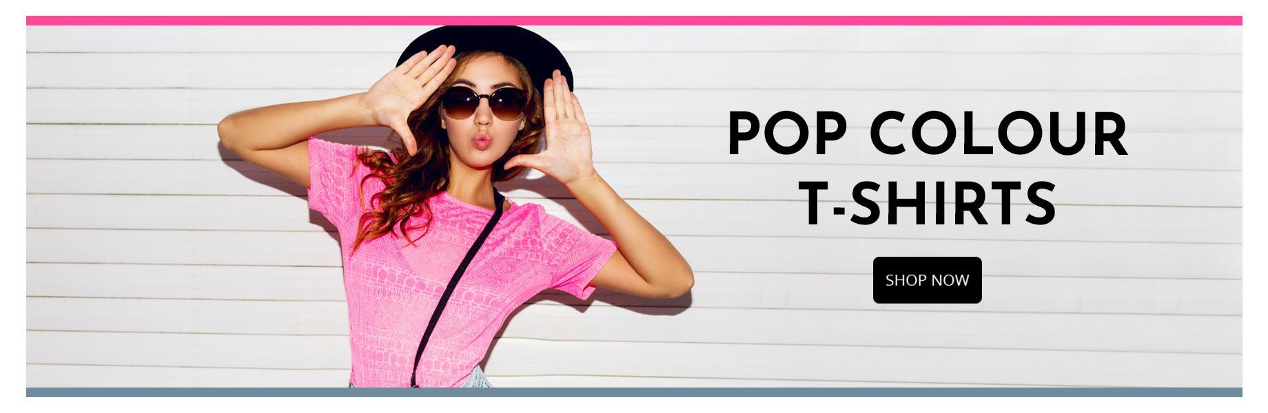 Tshirt-Fest-Women-Pop