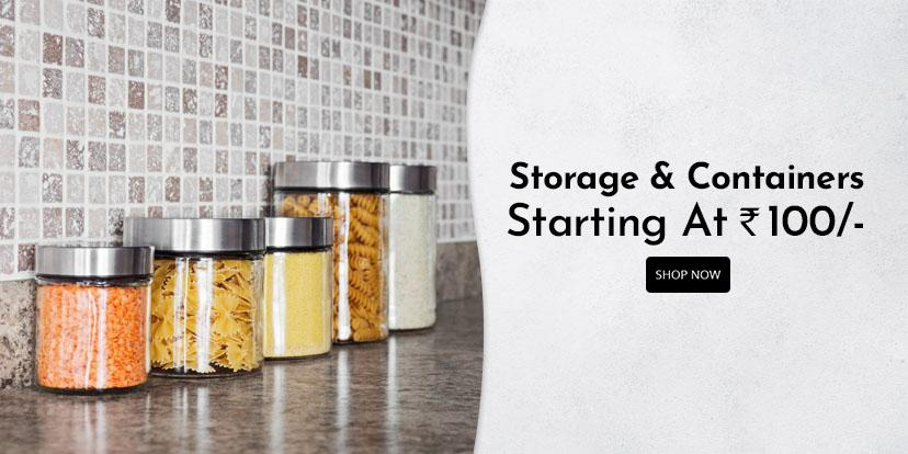 Static Storage & Containers