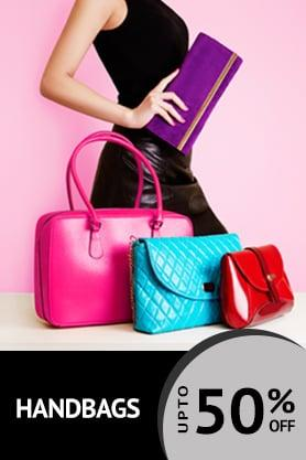 Persstop Handbags Wallets Clutches Upto 50 Off Lavie Baggit Phive Rivers