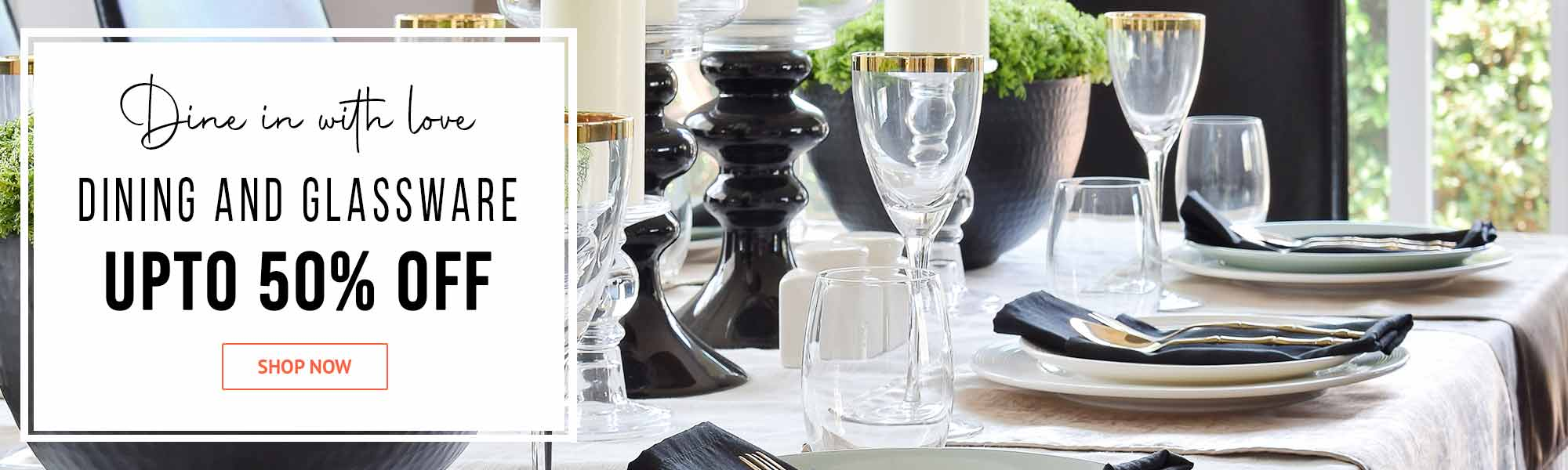 Dining & Glassware