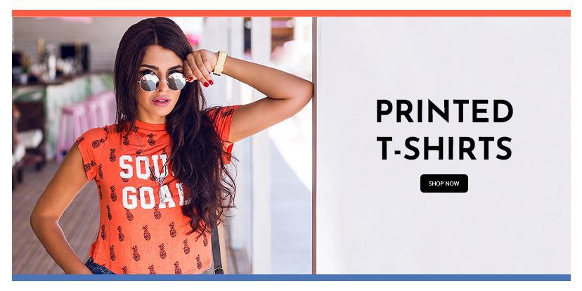 Tshirt-Fest-Women-Printed