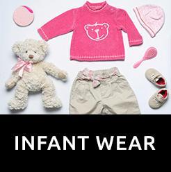 Infantwear Starting price