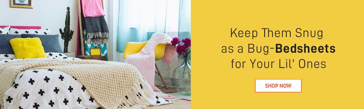 Kids-Bedsheets