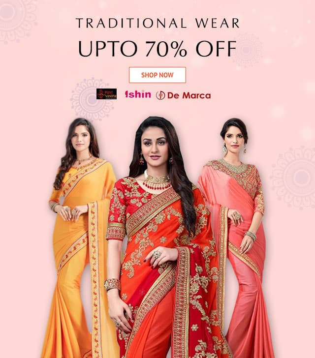 TRADITIONAL WEAR OFFER