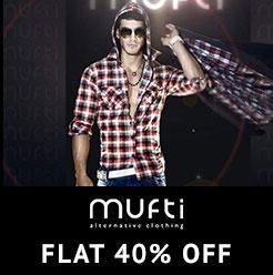 Mufti Flat 40% Off