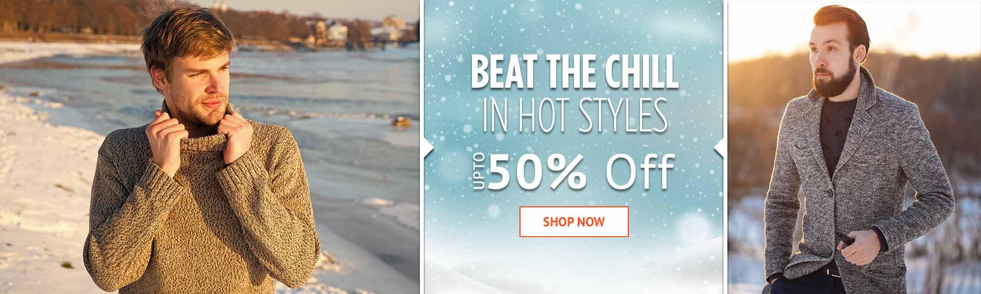 winterwear offer