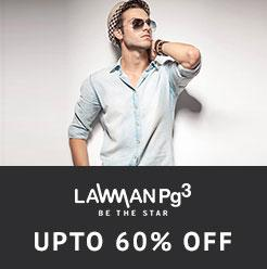 Lawman Upto 60% off
